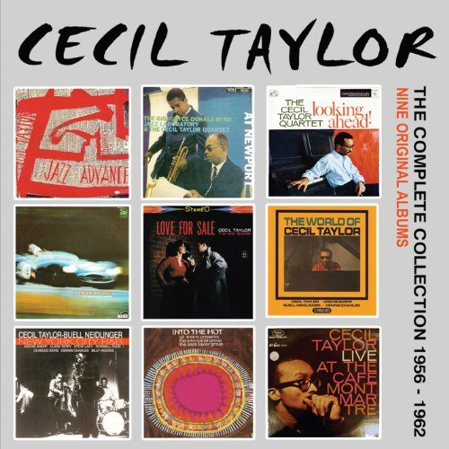 Cecil Taylor Complete Collection 1956 1962