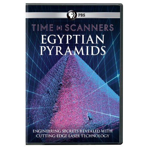 Time Scanners Egyptian Pyrami Time Scanners Egyptian Pyrami