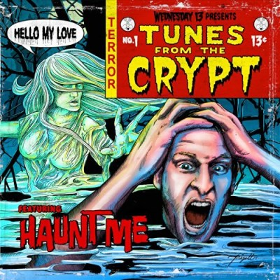Wednesday 13 Tunes From The Crypt 1 7 Inch Single Lmtd Ed.