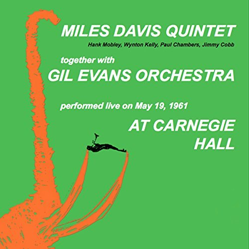 Miles Davis At Carnegie Hall 2 Lp