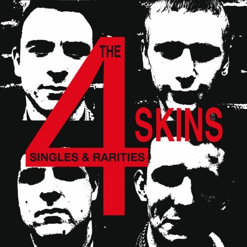 4 Skins Singles & Rarities 2 Lp