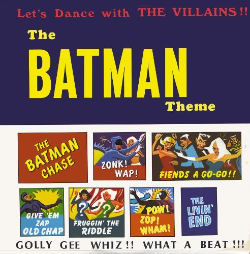 Batman Theme Dance With The Villains