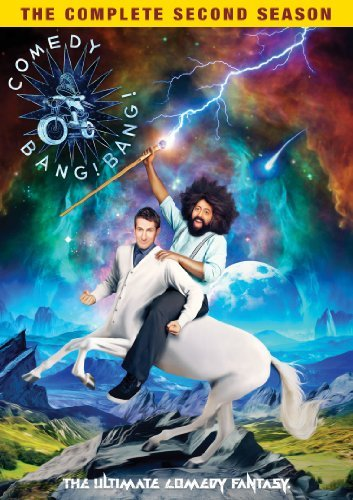 Comedy Bang Bang Season 2 DVD