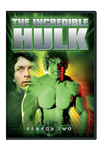 Incredible Hulk Season 2 DVD