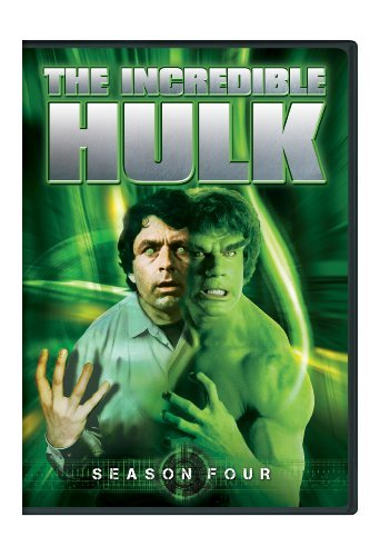 Incredible Hulk Season 4 DVD