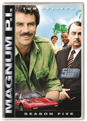Magnum Pi Season Five Magnum Pi Season Five