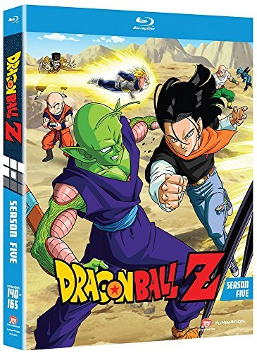 Dragonball Z Season 5 Blu Ray