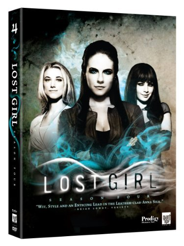 Lost Girl Season 4 DVD
