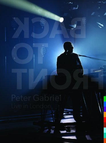 Peter Gabriel Back To Front Live In London