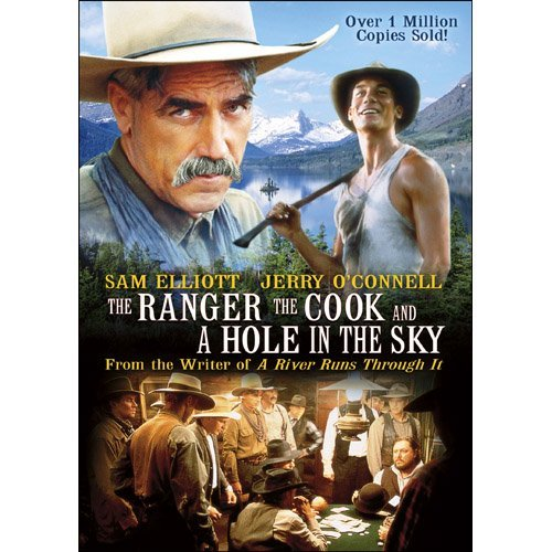 Ranger The Cook & A Hole In The Sky Ranger The Cook & A Hole In The Sky DVD Pg