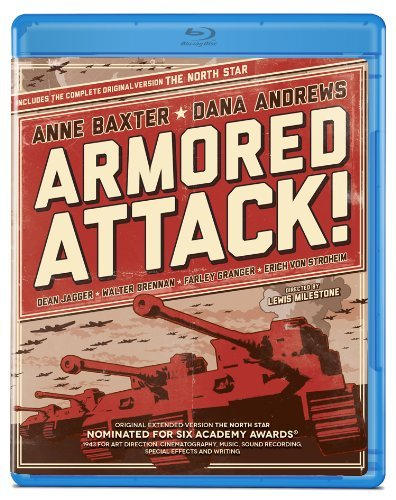 Armored Attack North Star Armored Attack North Star Blu Ray Nr