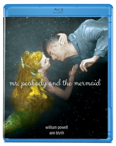 Mr Peabody & The Mermaid Mr Peabody & The Mermaid Blu Ray Nr