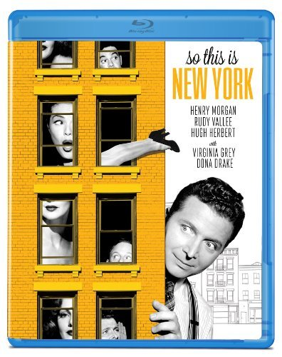 So This Is New York So This Is New York Blu Ray