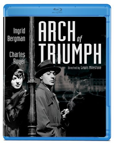 Arch Of Triumph Bergman Boyer Blu Ray Nr