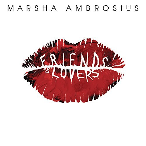 Marsha Ambrosius Friends & Lovers Explicit Parental Advisory. Explicit Content.