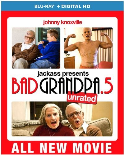 Jackass Presents Bad Grandpa .5 Knoxville Blu Ray Ur