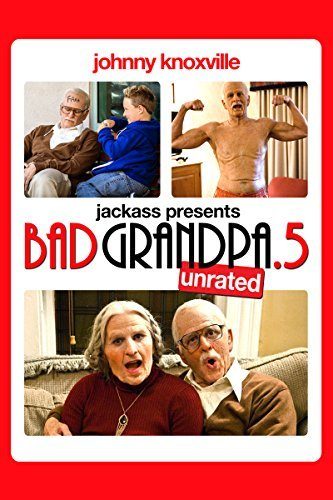 Jackass Presents Bad Grandpa .5 Knoxville DVD Knoxville