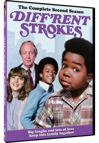 Diff'rent Strokes Season 2 DVD