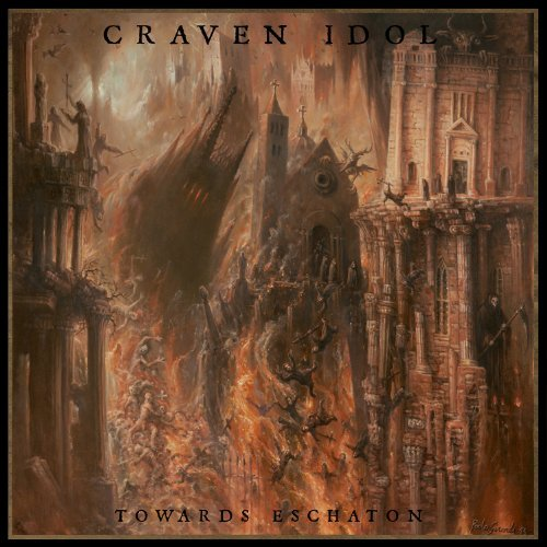 Craven Idol Towards Eschaton