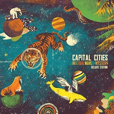 Capital Cities In A Tidal Wave(dlx)
