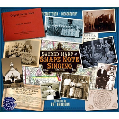 Sacred Harp & Shape Note Singi Sacred Harp & Shape Note Singi 4 CD