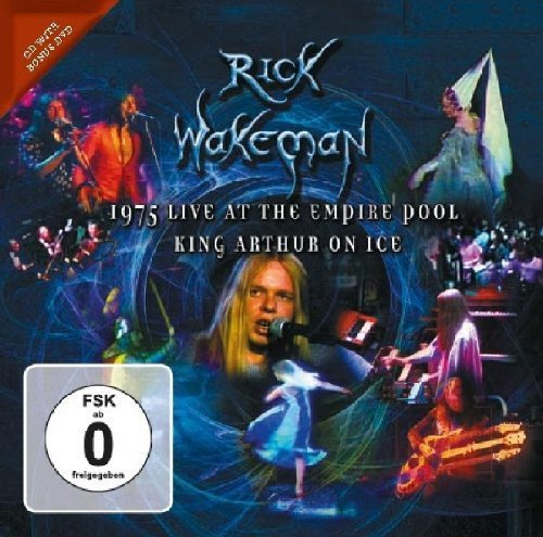 Rick Wakeman Live At The Empire Pool King A