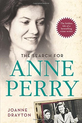 Joanne Drayton The Search For Anne Perry