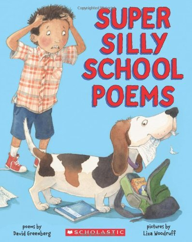 David Greenberg Super Silly School Poems