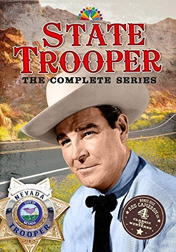 State Trooper The Complete Series DVD