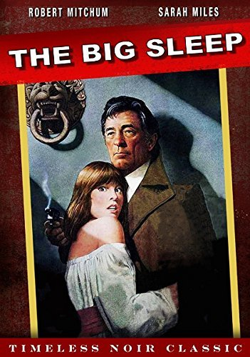Big Sleep Mitchum Miles DVD R