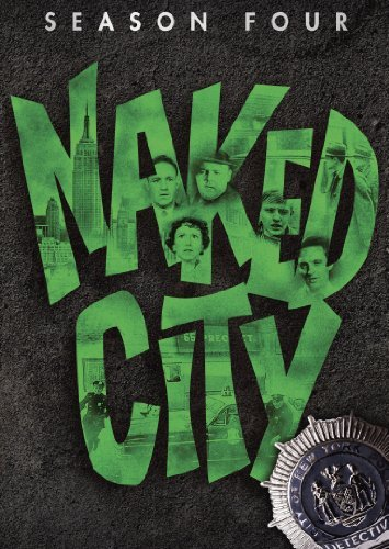 Naked City Season 4 DVD