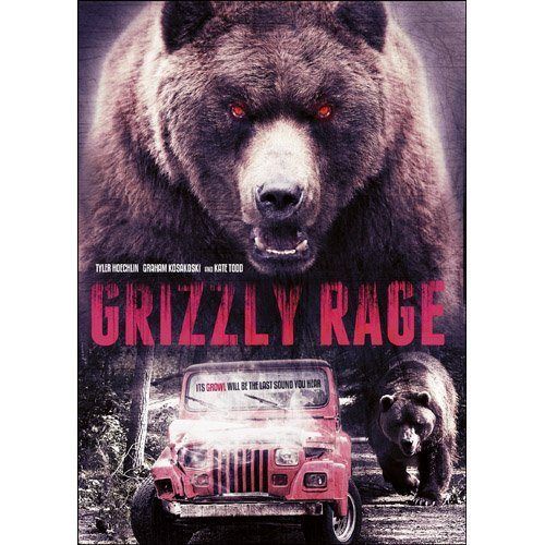 Grizzly Rage Grizzly Rage DVD Nr