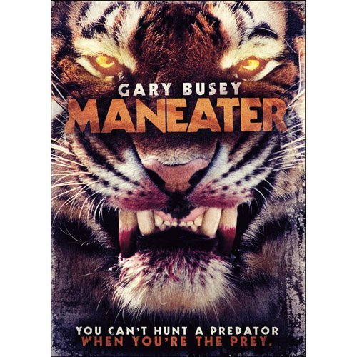 Maneater Busy Wood DVD Nr