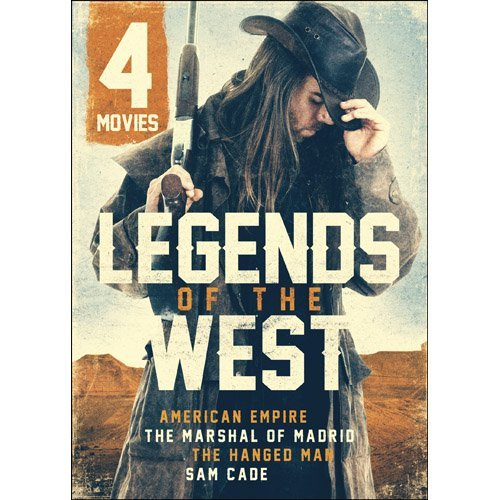 4 Movie Legends Of The West 2 4 Movie Legends Of The West 2