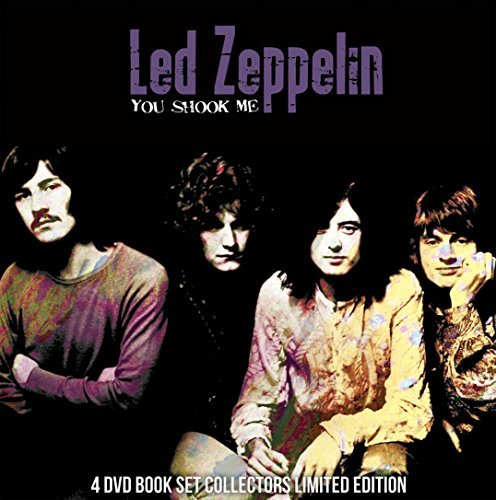 Led Zeppelin You Shook Me