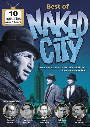Naked City Best Of Naked City DVD