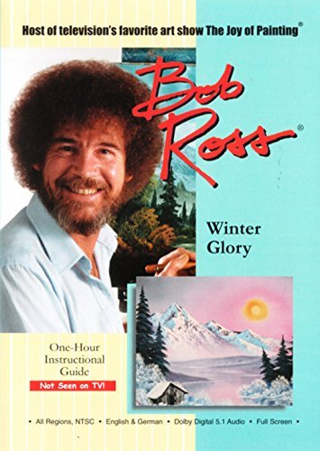 Bob Ross The Joy Of Painting Winter Glory DVD