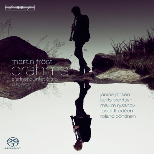 Brahms Martin Frost Plays Brahms Sacd
