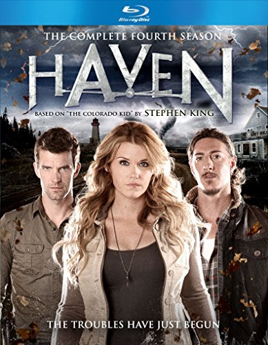 Haven Season 4 Blu Ray Season 4