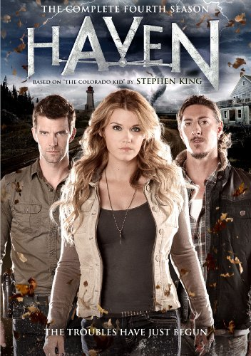 Haven Season 4 DVD Season 4