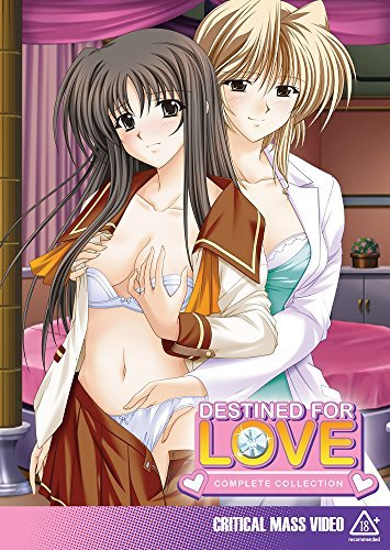 Destined For Love Complete Collection DVD Adult Content