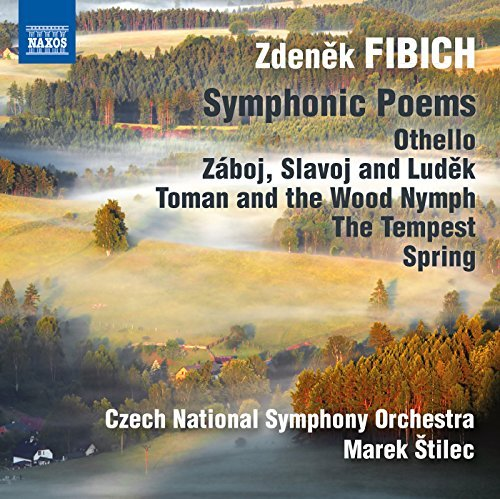 Fibich Orch L Works 3