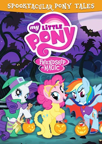 My Little Pony Friendship Is Magic Spooktacular Pony Tales Spooktacular Pony Tales