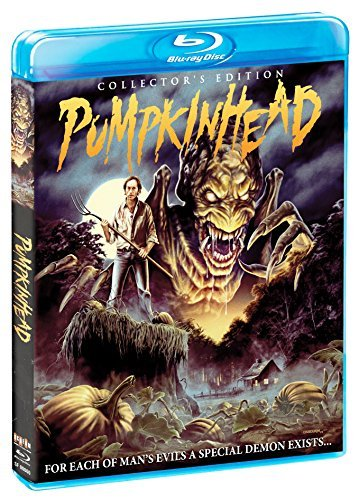 Pumpkinhead Collector's Edition Blu Ray R