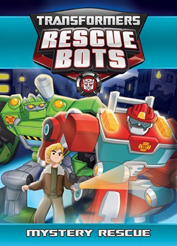 Transformers Rescue Bots Mystery Rescue DVD
