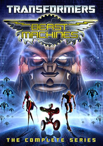 Transformers Beast Machines Complete Series DVD