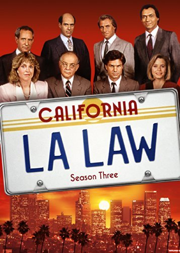 L.A. Law Season 3 DVD