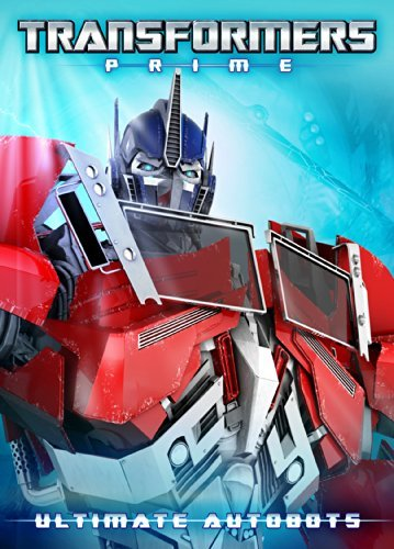 Transformers Prime Ultimate Autobots DVD