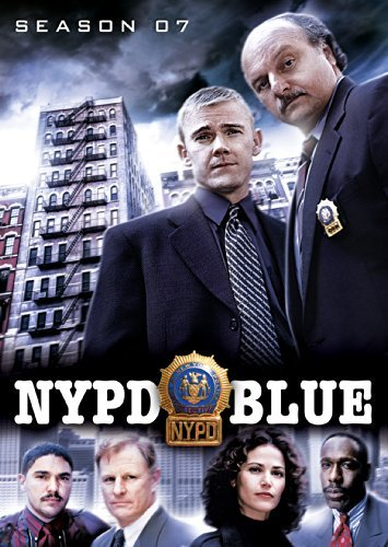 Nypd Blue Season 7 DVD