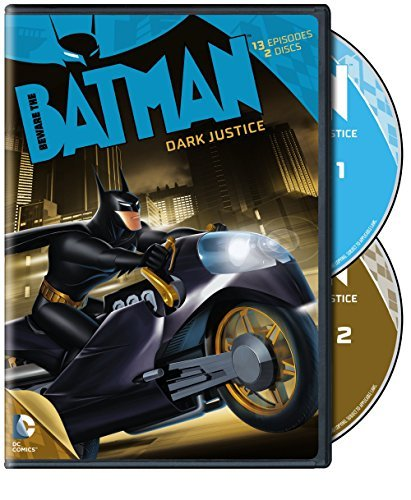 Beware The Batman Dark Justice Season 1 DVD